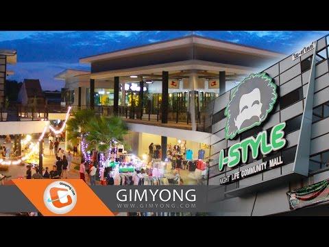 พาเดิน I-Style Night Market ตลาดนัดกลางคืน ใหม่ล่าสุดในหาดใหญ่ (มีคลิป)