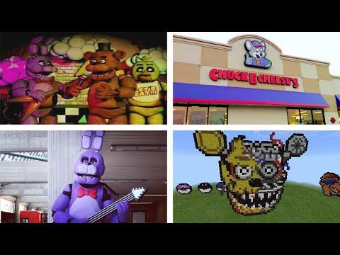 7 Hechos Extraños Que Han Pasado Alrededor Del Five Nights At Freddy's