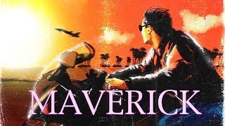 'MAVERICK' REDUX | A Synthwave Mix