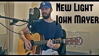 John Mayer - New Light - Cover