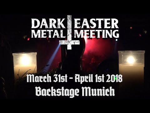 Trailer Dark Easter Metal Meeting 2018