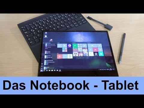 Latitude 7285 – das Notebook-Tablet – HIZ159