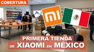Primera tienda de Xiaomi en México