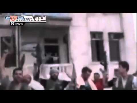 الجيش الحر يسيطر على مقر البعث بحلب