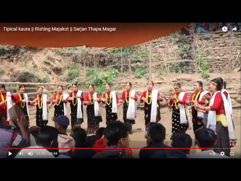 Tipical kaura    Rishing Majakot    Part - 1    Sarjan Thapa Magar
