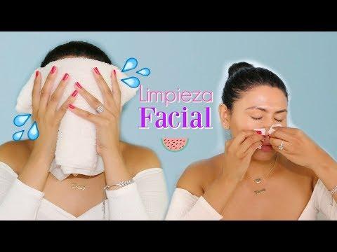 Limpieza Facial Profunda Casera 💦Piel Grasa y Con Acne | fashionbycarol