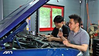 [모트라인] 신형 M3 엔진 미리보기!!! BMW X4M 하체리뷰