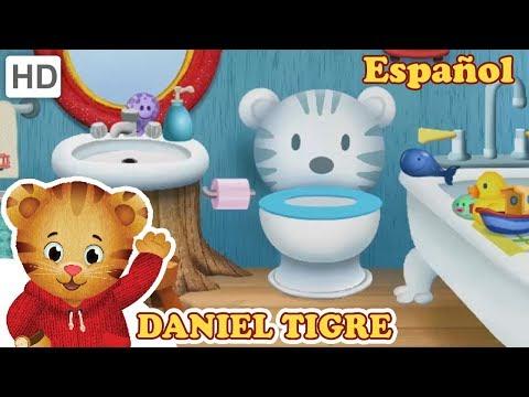 Daniel Tigre en Español - Una Guía de Entrenamiento para ir al Baño