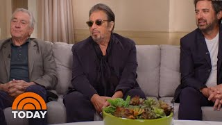 Watch Robert DeNiro, Al Pacino And Ray Romano's Extended Interview With Harry Smith | TODAY