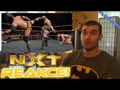 Aleister Black vs Ricochet vs Velveteen Dream vs Matt Ridle vs Adam Cole NXT 03/20/19 REACTION