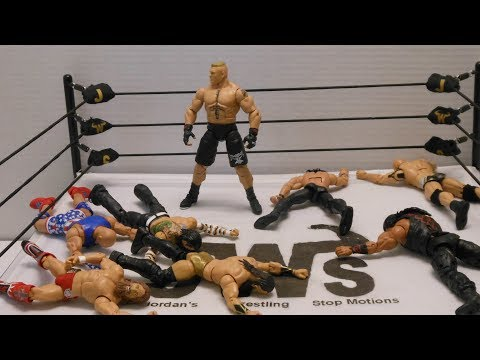 JWS - 30 Man Royal Rumble Match (Part 4)