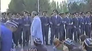 А.Пўлатов: Каримов олдида таслим бўлишимиз керак