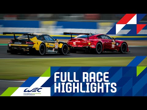 WEC 第1戦 シルバーストーン4時間レース 決勝ハイライト動画
