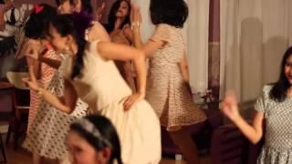 "GIGI Art of Dance | Broadway Jazz Class ""Hit The Road Jack"""