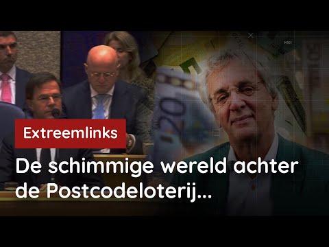 De extreem-linkse schaduwwereld achter de Postcodeloterij