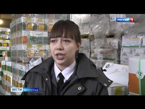 Специалисты Управления Россельхознадзора проводят проверку партий семенного материала в Волгоградской области
