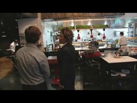 Just The Job Season 7 - Skycity Restaurant Manager
