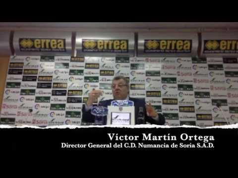 Comparecencia de Víctor Martín./CDN