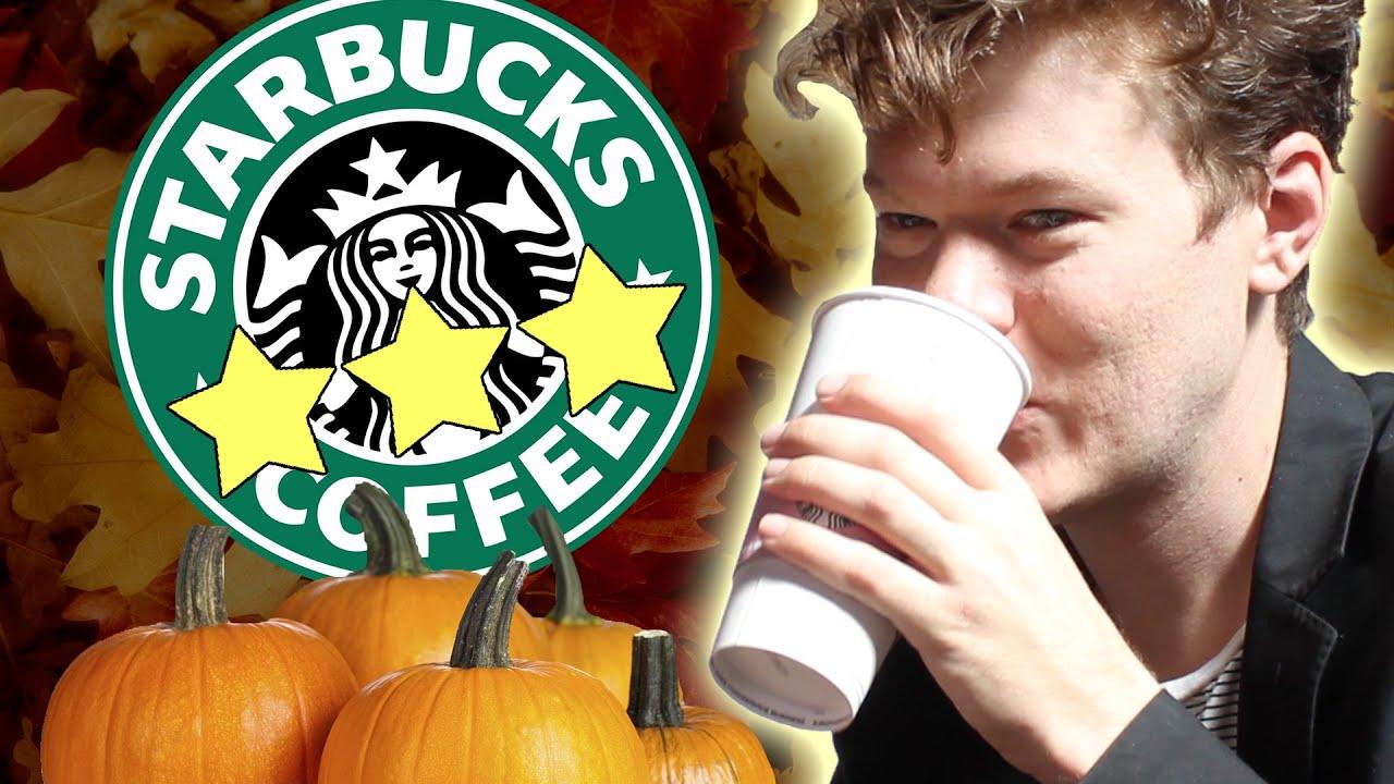 Coffee Expert Reviews Pumpkin Spice Lattes thumbnail