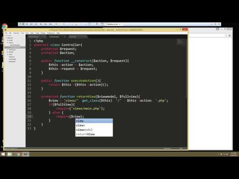 Learn How to Build a Complete  PHP Application with Login – Part 3