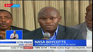 NASA boycott: Safaricom dealers react to boycott