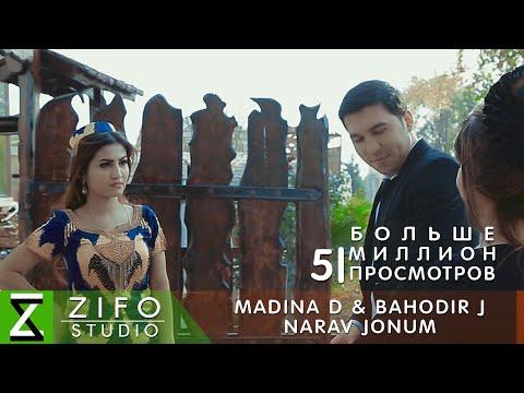 Мадина Давлатова ва Баходир Чураев - Нарав чонум (Клипхои Точики 2017)
