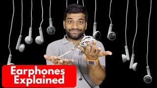 Earphones & Headphones Specifications Explained!!!