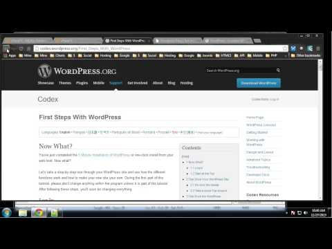 Learn Complete Wordpress Security - Chapter 8 - htaccess Security