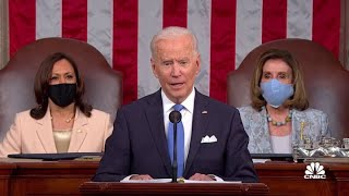 President Biden: 'It's time for corporate America to start paying their fair share'