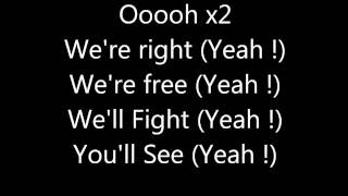 Twisted Sister - We're not gonna take it (With Lyrics)