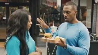 Burger King Commercial 2014 (Richard Blackwood)
