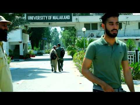University of Malakand best video 2018