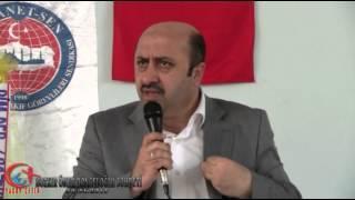 ömer döngeloğlu hoca bozkırda peygamberimizi ve aileyi hayatını anlattı
