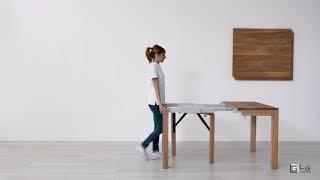 Tavolo Allungabile Lg Lesmo.Descargar Tavolo Consolle Allungabile Maya Xl L Unico Con