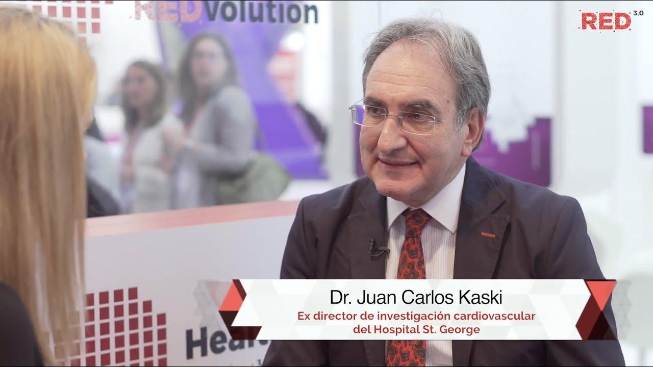 Health REDvolution: Dr. Juan Carlos Kaski