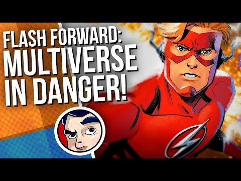 """Flash Forward """"Wally West's Fate & President Superman"""" – Complete Story   Comicstorian"""