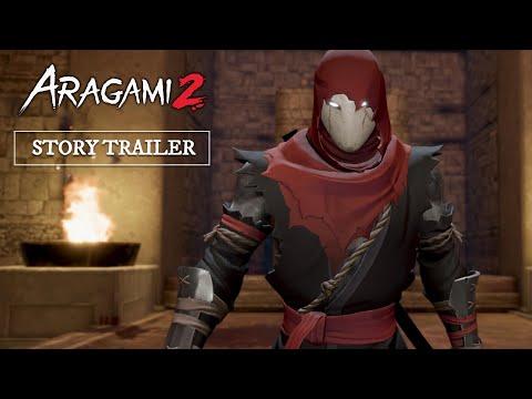 Story trailer de Aragami 2