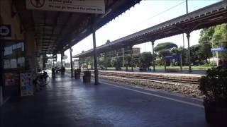 preview picture of video 'Follonica, Stazione di Follonica'