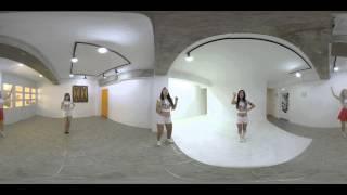 [360 VR] Cheercoke(idol girl group) dance clip