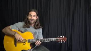 Hello, I Love You by The Doors - Guitar Lesson