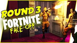 The Biggest UPSET Of The Tourney! - Fortnite Faceoff #1 | Round 3