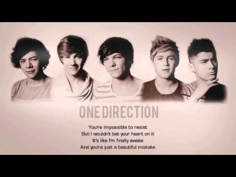 One Direction - Taken (Karaoke Instrumental) NO BACKING VOCALS