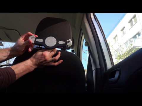 Universal KFZ Kopfstützen Halterung für Tablet