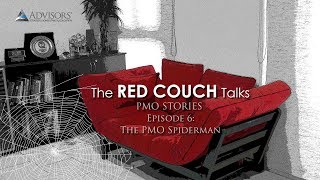 The Red Couch Talks (6) - The PMO Spiderman