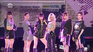 (G)I-DLE - Uh-Oh + LATATA   (여자)아이들 - 라타타 [2019 BOF 191020]