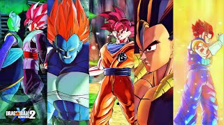 DBXV2: Best Character Transformations/Fusions Mod Part 1