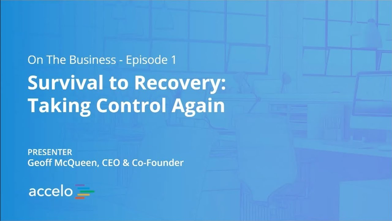 On The Business: Episode #1 - Survival to Recovery: Taking Control Again