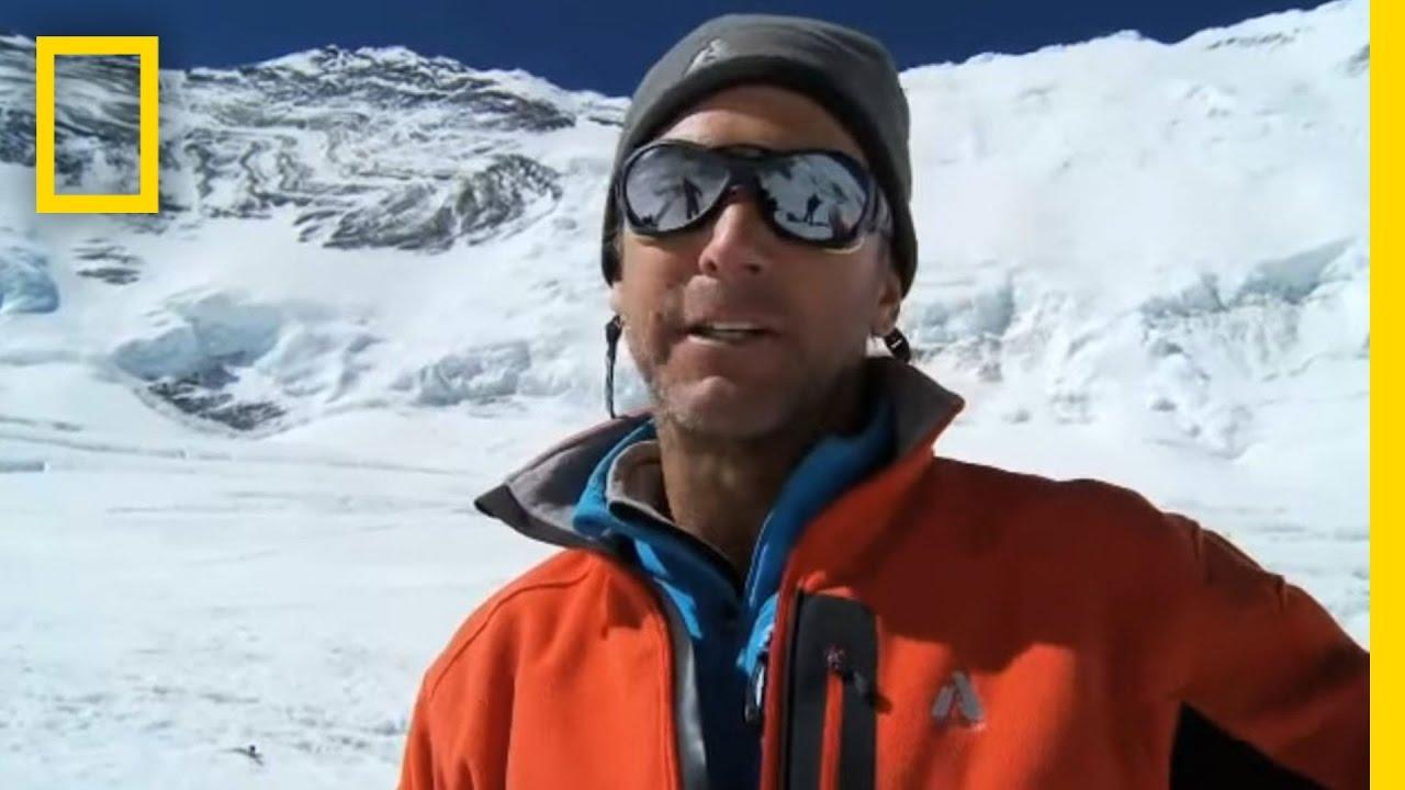 At the Base of Lhotse: April 23, 2009 | National Geographic thumbnail