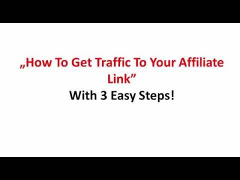 How To Sell Affiliate Products - With 3 Easy Steps