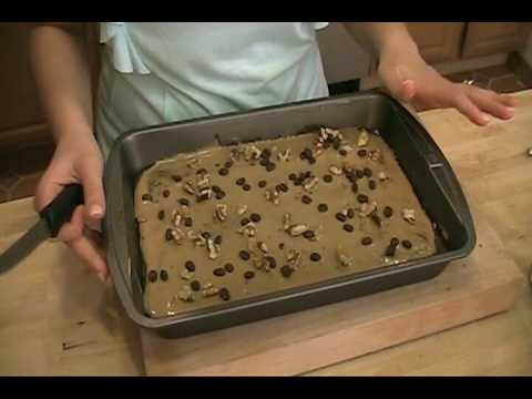 "Espresso Brownies Recipe – By Laura Vitale ""Laura In The Kitchen"" Episode 39"